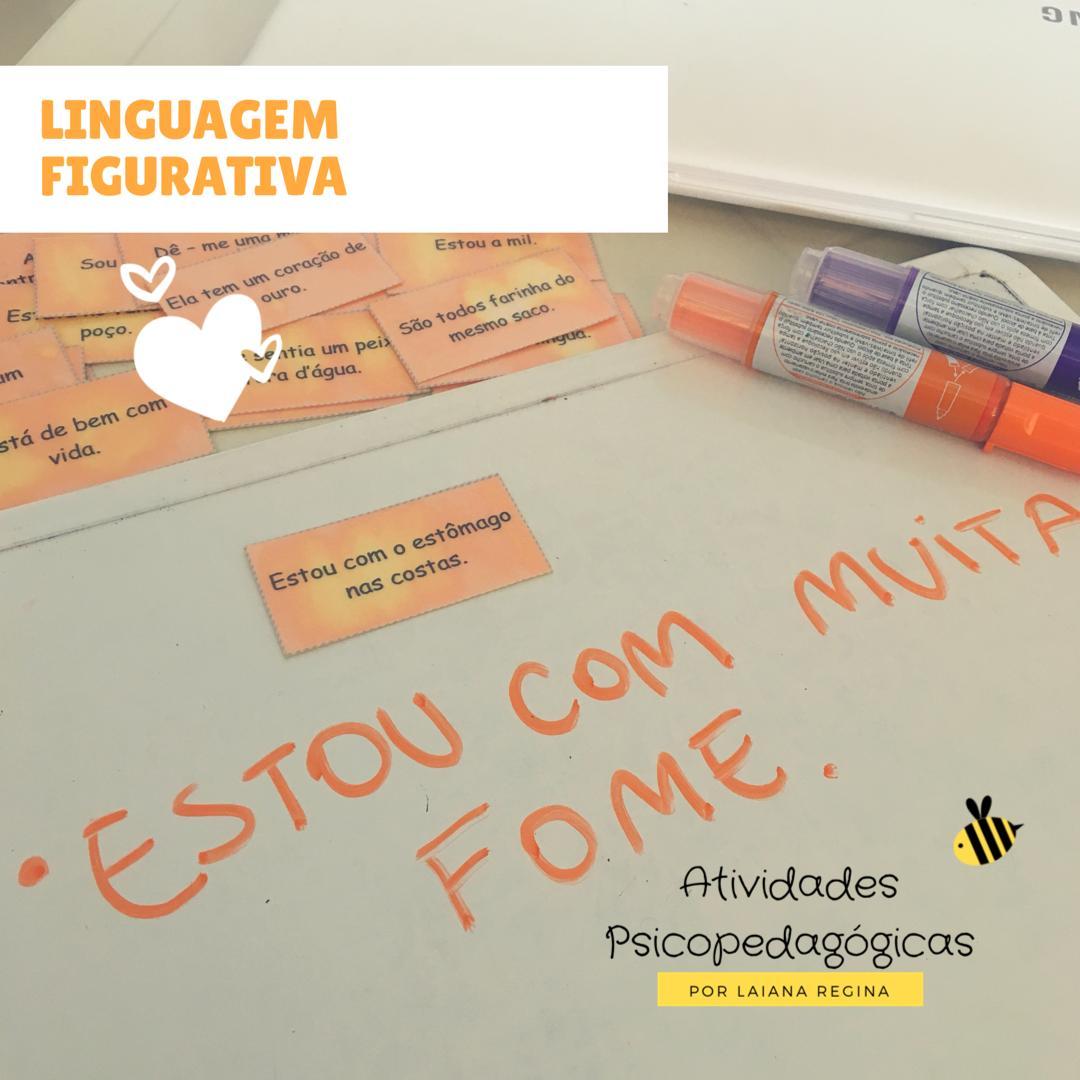 Linguagem Figurativa